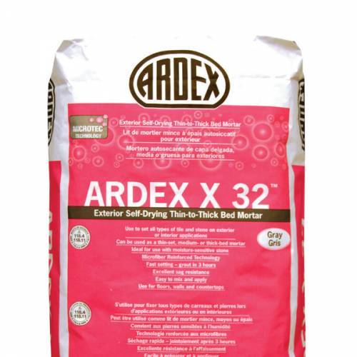 ARDEX X 32 MICROTEC