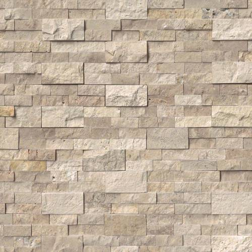 Roman Beige Ledger Panel