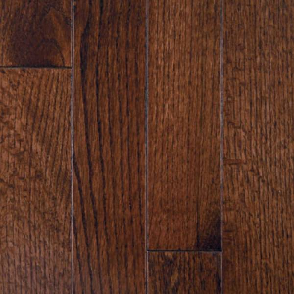 Mullican Muirfield Solid 3 4 X 2 1 4 Oak Dark Chocolate