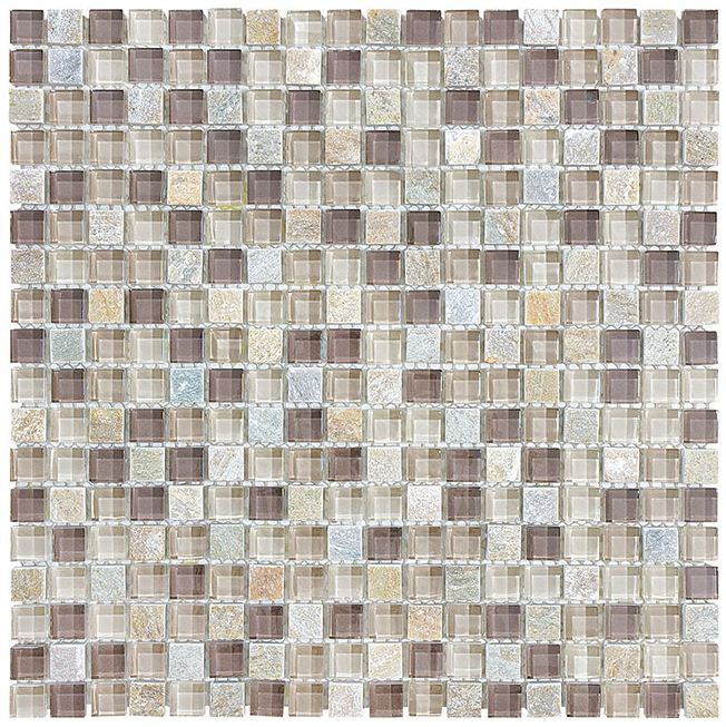 Bliss Glass Stone Blends Squares