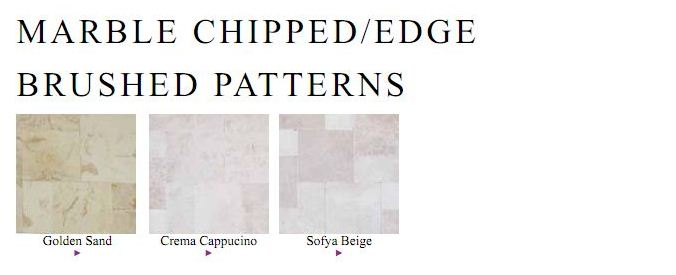 Marble chipped_edges_patterns