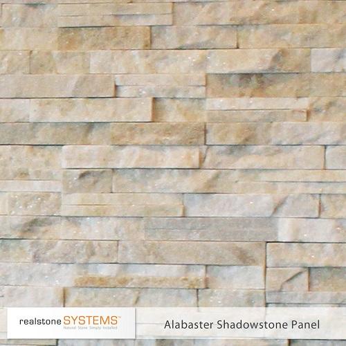 realstone systems shadowstone arctic white