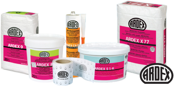 Ardex - all products